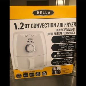 Bella Air Fryer - Brand New, Never Used